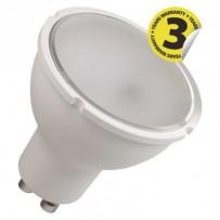 Emos LED žárovka MR16, 4.5W/32W GU10, CW studená bílá, 350 lm, Classic A+