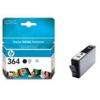 HP CB316EE Ink Cart No.364 pro D5460, C5380, 6ml, Black