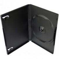 COVER IT Krabička na 1 DVD 14mm černý 10ks/bal