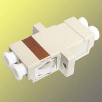 OPTIX LC Optická spojka MM Duplex