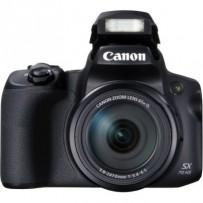 Canon PowerShot SX70 HS Black - 20MP, 65x zoom, 21-1365mm, 4K Ultra HD