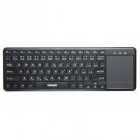 EVOLVEO WK32BG bezdrátová klávesnice s touchpadem, ideální pro smart tv atd. 2,4Ghz