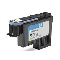HP C9384A No. 72 Matte Black and Yellow Printhead pro DJ T1100
