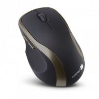 CONNECT IT Bezdrátová laserová myš WM2200 (+ 2x AAA baterie zdarma), černá