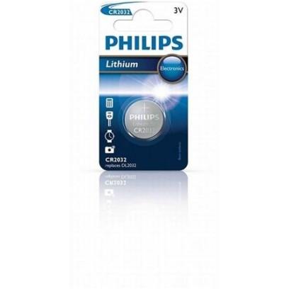 Philips baterie CR2032 - 1ks