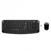 HP Bezdrátová klávesnice a myš HP 300 CZ
