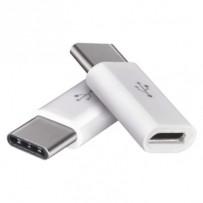 Emos adaptér USB Micro-B samice - USB C samec
