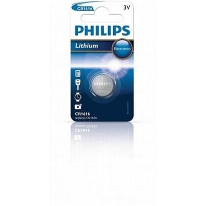 Philips baterie CR1616 - 1ks