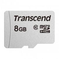 Transcend 8GB microSDHC 300S (Class 10) paměťová karta (bez adaptéru)