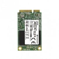 TRANSCEND MSA230S 128GB SSD disk mSATA, SATA III 6Gb/s (3D TLC), 550MB/s R, 400MB/s W