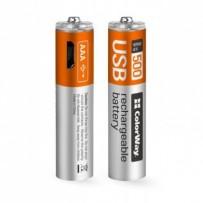 ColorWay nabíjecí baterie AAA 400mAh 2ks
