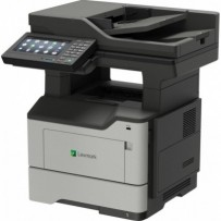 Lexmark MX622adhe mono laser MFP, 47 ppm, síť, duplex, DADF, dotykový LCD, HDD