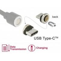 Delock Magnetický adaptér USB Type-C™ samec