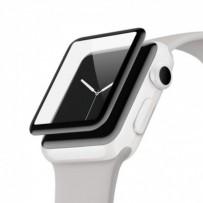 Belkin ochranné sklo pro Apple Watch Série 2/3 - zahnuté (38 mm) - voděodolné