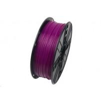 Tisková struna (filament) GEMBIRD, PLA, 1,75mm, 1kg, fialová