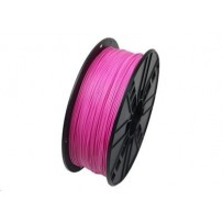 Tisková struna (filament) GEMBIRD, PLA, 1,75mm, 1kg, růžová