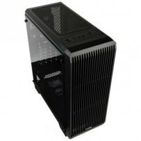 Zalman case miditower S2, ATX/mATX/Mini-ITX, bez zdroje, USB3.0, černá