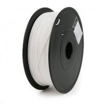 Tisková struna (filament) GEMBIRD, PLA PLUS, 1,75mm, 1kg, bílá