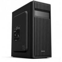 Zalman case miditower T6, mATX/ATX, bez zdroje, USB3.0, černá