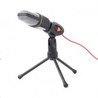 Mikrofon na stůl Gembird MIC-D-03, HQ, černý