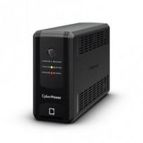 CyberPower UT GreenPower Series UPS 1050VA/630W, české zásuvky