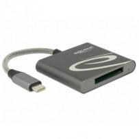 Delock USB Type-C™ čtečka karet pro paměťové karty XQD 2.0