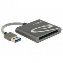 Delock USB 3.0 čtečka karet pro paměťové karty CFast 2.0
