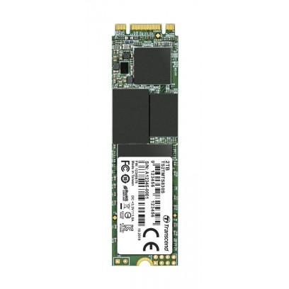 TRANSCEND MTS830S 2TB SSD disk M.2, 2280 SATA III 6Gb/s (3D TLC), 560MB/s R, 520MB/s W