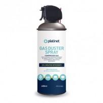 PLATINET stlačený plyn 400ml se spouští