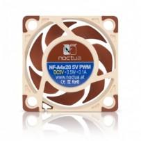 Noctua NF-A4x20 5V PWM, 40x40x20mm, 4-pin, 5000 RPM