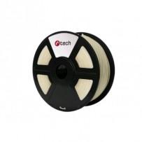 C-TECH tisková struna ( filament ) , PLA, 1,75mm, 1kg, transparentní