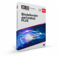Bitdefender Antivirus Plus 2020 10 zařízení na 3 roky
