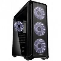 Zalman case I3, Middle tower, bez zdroje, ATX, 1x USB 3.0, 2x USB 2.0, průhledná bočnice, černá