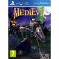 SONY PS4 hra Medievil Remastered