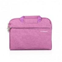 """Modecom taška HIGHFILL na notebooky do velikosti 11,3"""", 2 kapsy, růžová"""