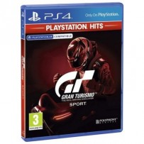 SONY PS4 hra GT Sport HITS