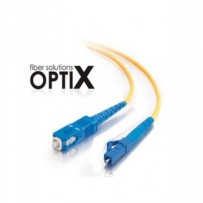 OPTIX LC/UPC-SC/UPC Optický patch cord 09/125 2m Simplex G657A