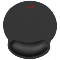GENIUS G-WMP 100 podložka pod myš s podložkou pod zápěstí, 250x230x25mm, černá
