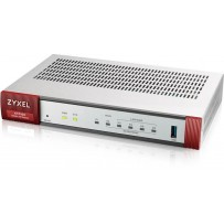 Zyxel ATP100 10/100/1000, 1*WAN, 4*LAN/DMZ ports, 1*SFP, 1*USB with 1 Yr Bundle