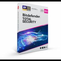 Bitdefender Total Security 2020 10 zařízení na 2 roky