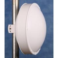 Kabel SATA III 20 cm, přímý, červený