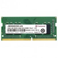 Transcend paměť 4GB SODIMM DDR4 2666 1Rx8 512Mx8 CL19 1.2V