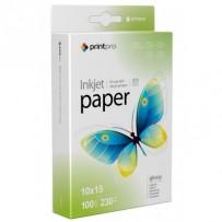 Colorway fotopapír Print Pro lesklý 230g/m2/ 10x15/ 100 listů