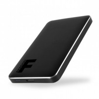 """AXAGON EE25-F6B, USB3.0 - SATA 6G 2.5"""" FULLMETAL externí box, černý"""
