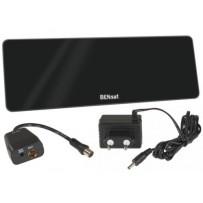 Emos anténa EM-101N - pokojová anténa pro DVB-T/T2, aktivní, LTE filtr, -25 km