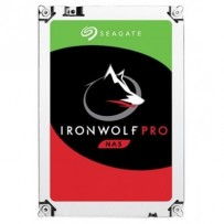 "Seagate IronWolf PRO, NAS HDD, 4TB, 3.5"", SATAIII, 128MB cache, 7.200RPM"