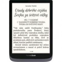 POCKETBOOK 740 INKPAD 3 PRO, METALLIC GRAY, ŠEDÝ