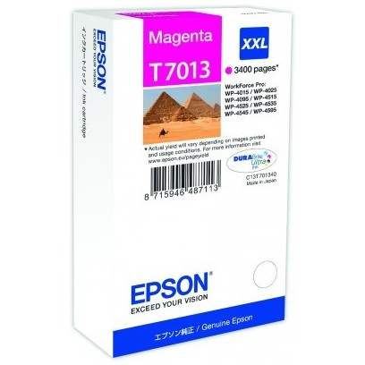 EPSON cartridge T7013 magenta (WorkForce)