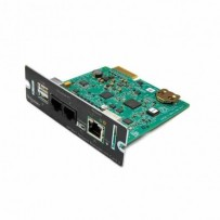 APC UPS Network Management Card 3 AP9641 with PowerChute NS & Environmental Monitoring