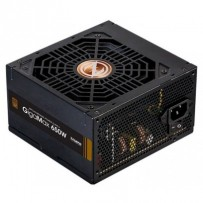 Zalman zdroj GigaMax ZM650-GVII, ATX, 650W, aktivní PFC, 120mm ventilátor, 80PLUS Bronze